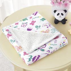 Cobertor Soft Floral Moderna