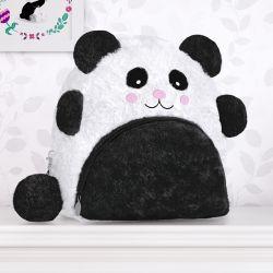 Mochila Infantil Urso Panda 31 cm