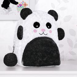 Mochila Infantil Urso Panda 23cm