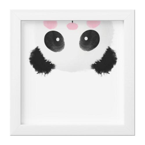 Quadro Urso Panda