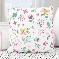 Almofada Floral Moderna