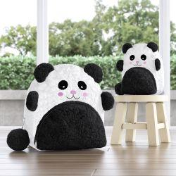 Mochilas Pelúcia Urso Panda