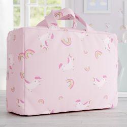 Bolsa de Tecido Infantil Amiguinhas Unicórnio 60cm