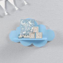 Prateleira Nuvem Azul P