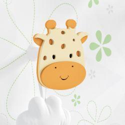 Cabideiro de Parede Girafa
