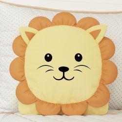 Almofada Amiguinho Leão 32cm