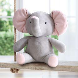 Bichinho de Pelúcia Amiguinhos Safári Elefante 45cm