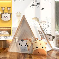 Cabana Quarto de Bebê Amiguinhos Safári