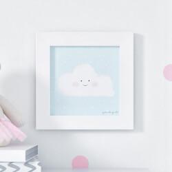 Quadro Nuvem 20cm