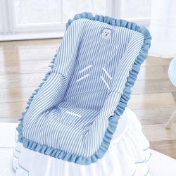 Capa para Bebê Conforto Amiguinho Macaco Azul
