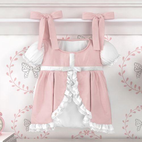 Porta Fraldas Varão Vestido Princesa Clássica