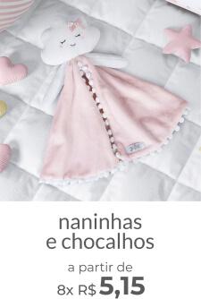 Naninhas e Chocalhos