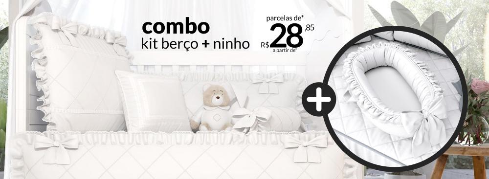 Kit Berço + ninho