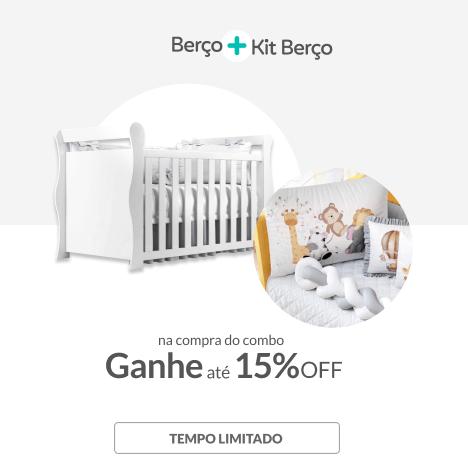 Berço + Kit Berço