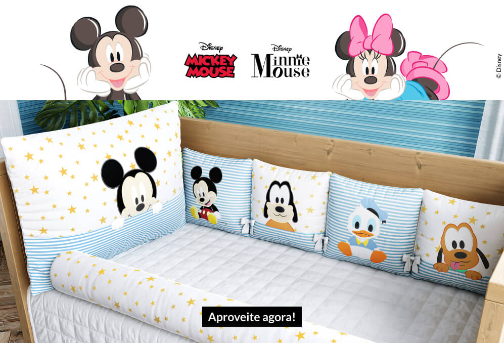 Disney Mickey e Minnie