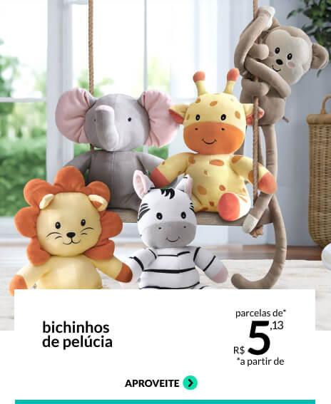 Bonecas e bonecos - parcelas a partir de R$ 7,98