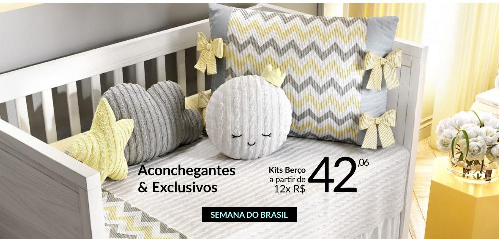 Aconchegantes e Exclusivos - Semana do Brasil Grão de Gente