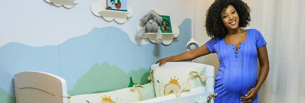 Negra Li e Junior Dread: Reizinho da Floresta conquista os pais de Noah com temática divertida